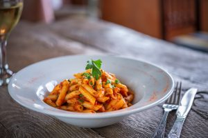 Cafe Casita - Penne Dish